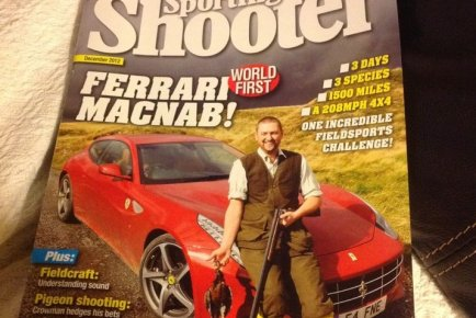 Read all about the MacNab here in Sporting Shooter or watch online Fieldsports Britain.